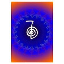 Cho Ku Rei Reiki Power Symbol Mandala