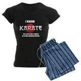 I know karate Pajamas