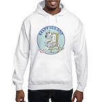 Salty Old Dog Hooded Sweatshirt