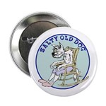 "Salty Old Dog 2.25"" Button (10 pack)"