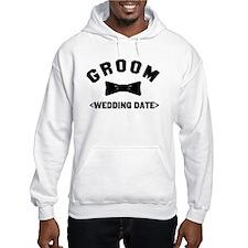 Groom (Your Wedding Date) Hoodie