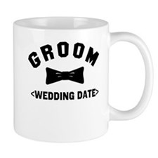 Groom (Your Wedding Date) Mug