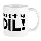 Boycott Big Oil Mug