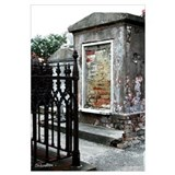 St. Louis # 1 Cemetery 11&quot;x 17&quot; print