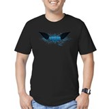 Vegan Blue Wings T
