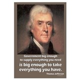 Thomas Jefferson: Big Enough
