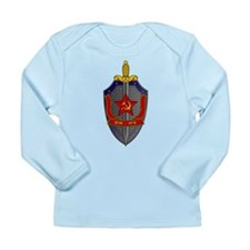KGB Long Sleeve Infant T-Shirt