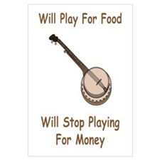 Banjo Stop Playing For Money