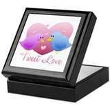 Little Birdies Keepsake Box