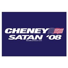 """Cheney-Satan '08"""