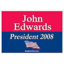 """John Edwards President"""