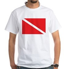 SCUBA DIVE FLAG Shirt