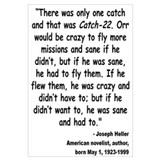 Heller Catch-22 Quote