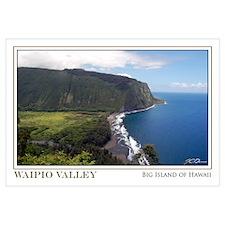 Waipio Valley (11x17)