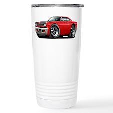 1969 Roadrunner Red-Black Travel Mug