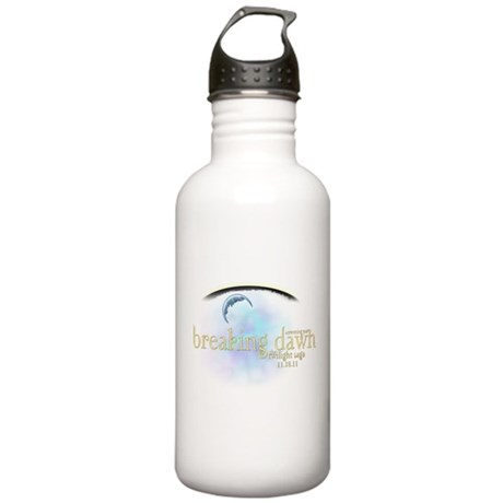 Breaking Dawn Clouds Stainless Water Bottle 1.0L
