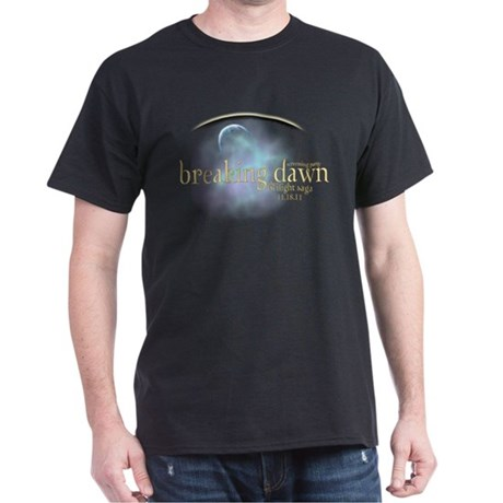 Breaking Dawn Clouds Dark T-Shirt