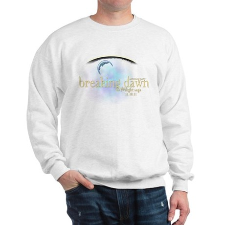 Breaking Dawn Clouds Sweatshirt