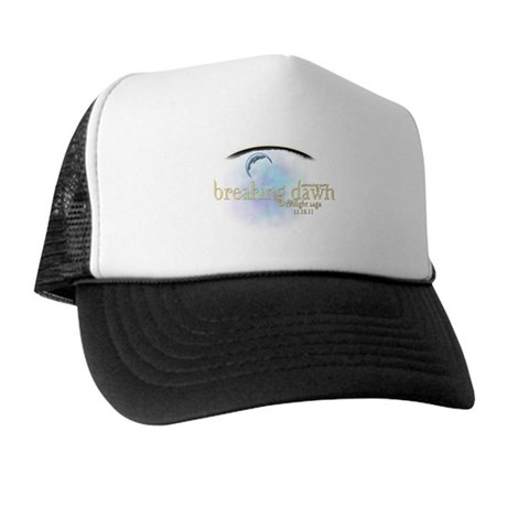Breaking Dawn Clouds Trucker Hat
