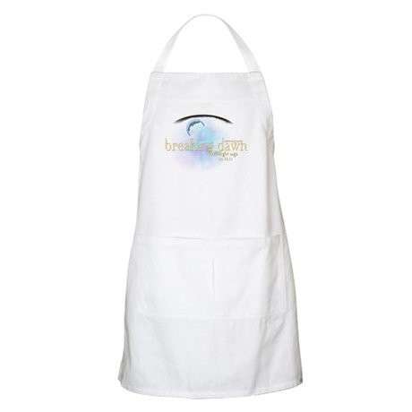 Breaking Dawn Clouds Apron
