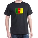 Cameroon Black T-Shirt