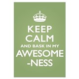 Keep Calm Awesomeness