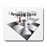 Breaking Dawn Mousepad