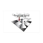 Breaking Dawn 38.5 x 24.5 Wall Peel