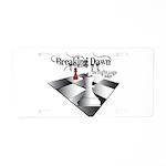 Breaking Dawn Aluminum License Plate