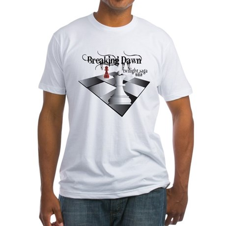 Breaking Dawn Fitted T-Shirt