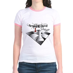 Breaking Dawn Jr. Ringer T-Shirt