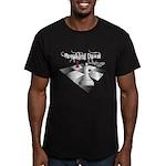Breaking Dawn Men's Fitted T-Shirt (dark)