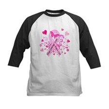 Pink Ribbon with Love Tee