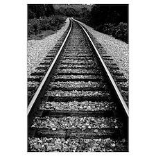 Railroad Dagguerotype Style