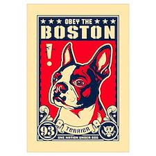 Obey the Boston! USA
