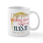 Breaking Dawn I Was There Mug