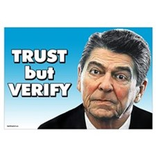 Reagan - Trust But Verify