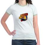 Volunteer Firefighter Jr. Ringer T-Shirt