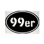 99ers Occupy Wall St Rectangle Magnet (100 pack)