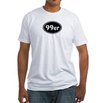 99ers Occupy Wall St Fitted T-Shirt