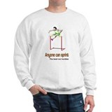 Anyone Can Sprint 2 Sweatshirt