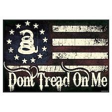 DTOM - Snake Flag