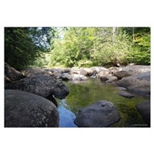 9X12 - Adirondack River 11
