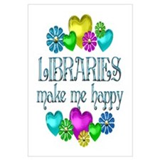 Library Happiness