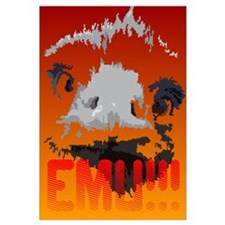 "Small ""EMU!!!"""
