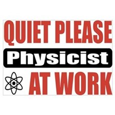 Physicist Work