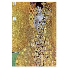 Gustav Klimt Adele Bloch-Bauer II Medium