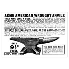 Acme Anvil Ad