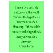 Enrico Fermi quotes