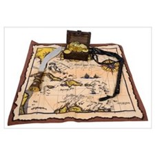 Pirate Map Treasure